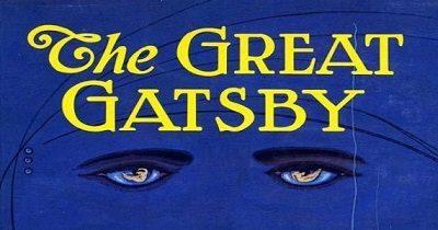 """""""Il grande Gatsby"""", F. S. Fitzgerald,"""